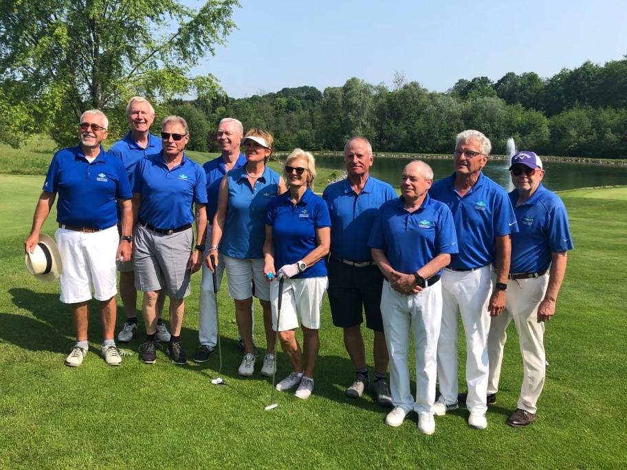 1. Spieltag der SWDS Mannschaft 2019 – Golf Sport Park